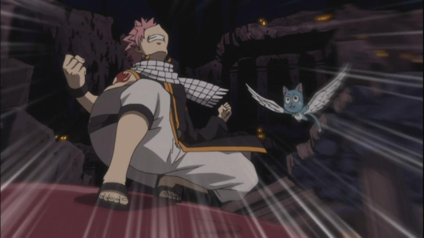 Mirajane's Demon Halphas Unleashed – Chaos Descends – Fairy Tail ...