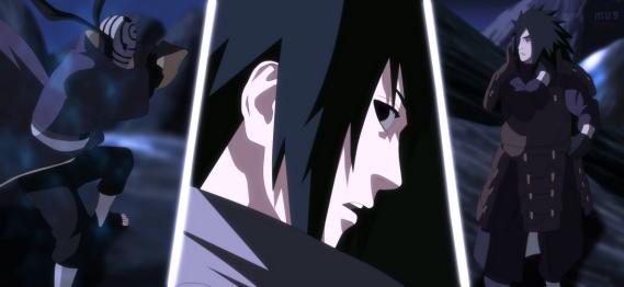 Masked Man Tobi, Naruto Manga, Uchiha Sasuke, Uchiha Madara