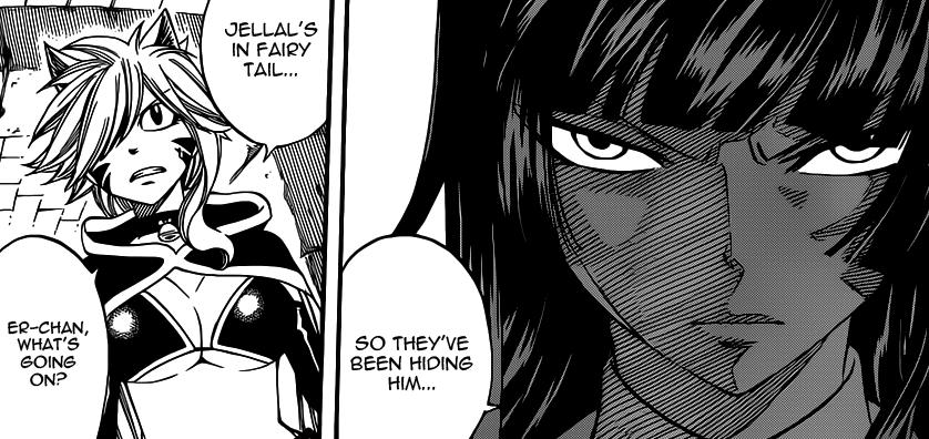 Jellal is Found – Lumen Histoire is Fairy Tail's Light ...