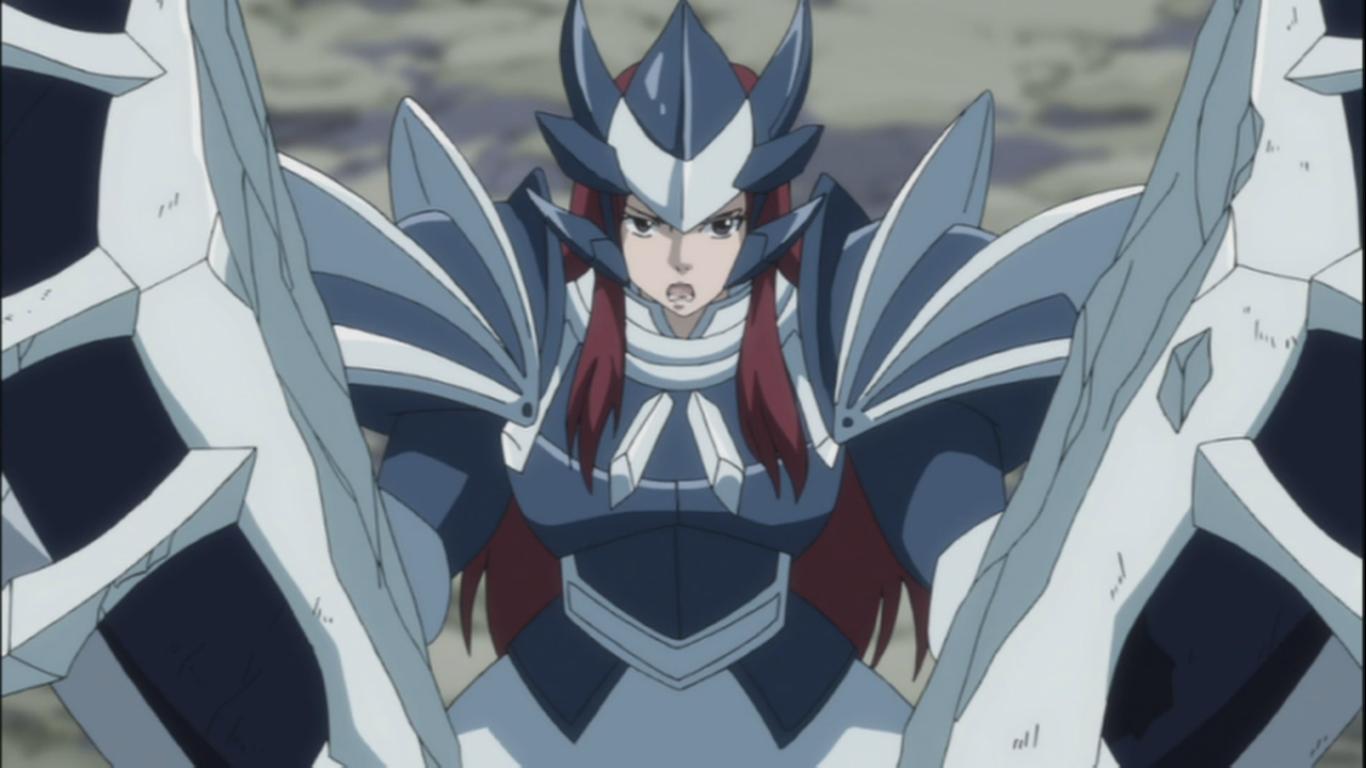 Evil Michelle Lobster?! – Katja is Free – Fairy Tail 143 | Daily Anime Art