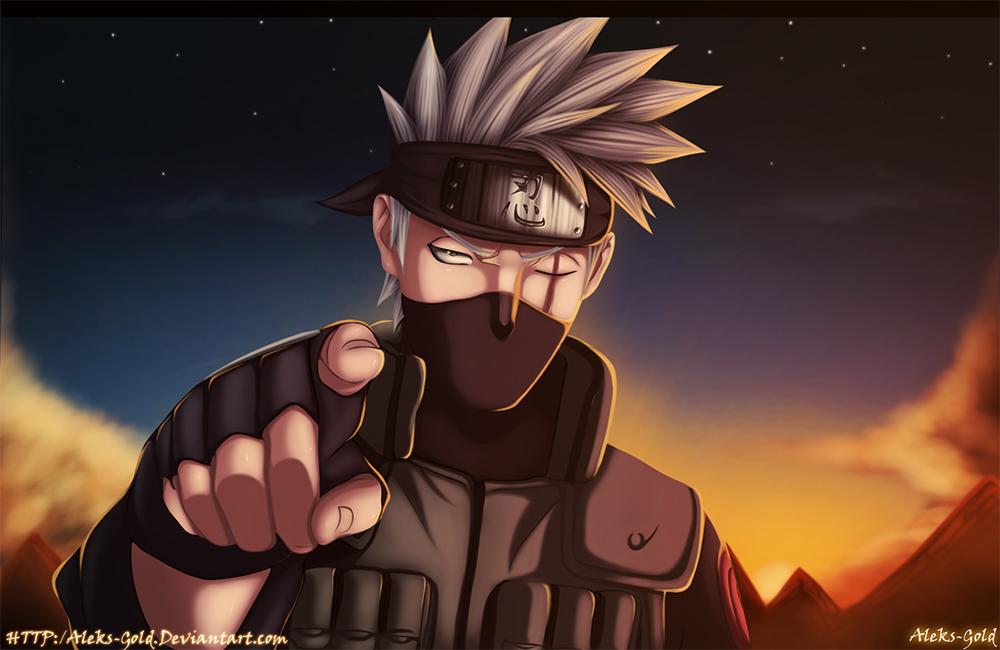 Tobi Finally Hurt! – Kakashi's Kamui Works – Naruto 596