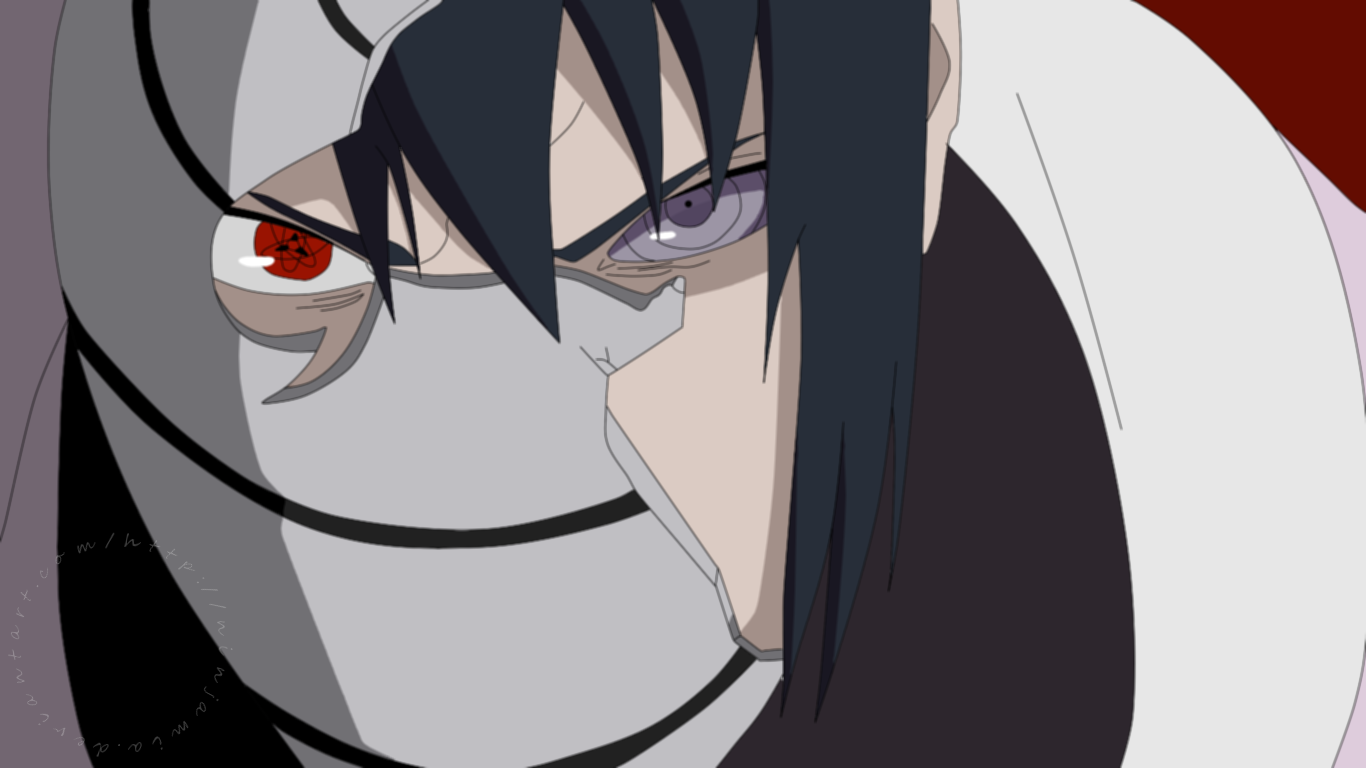 what if sasuke was another obito