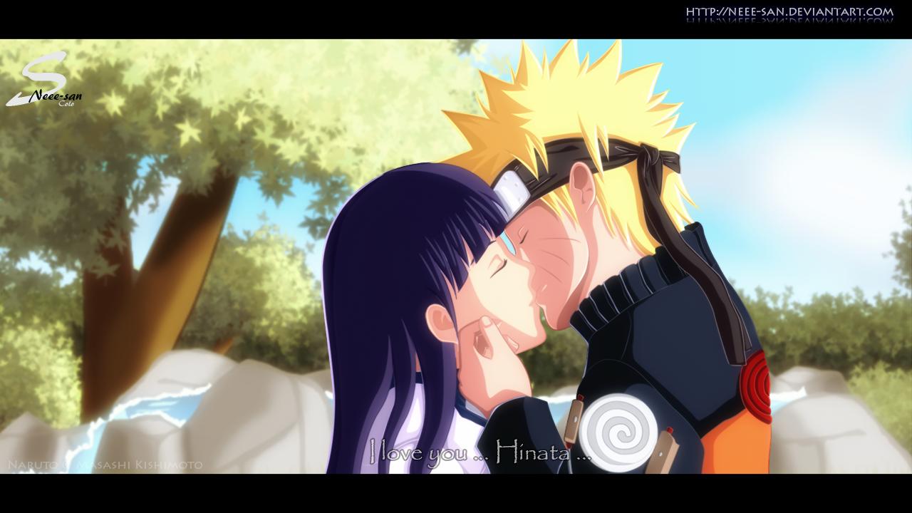 I Love You Hinata Naruto