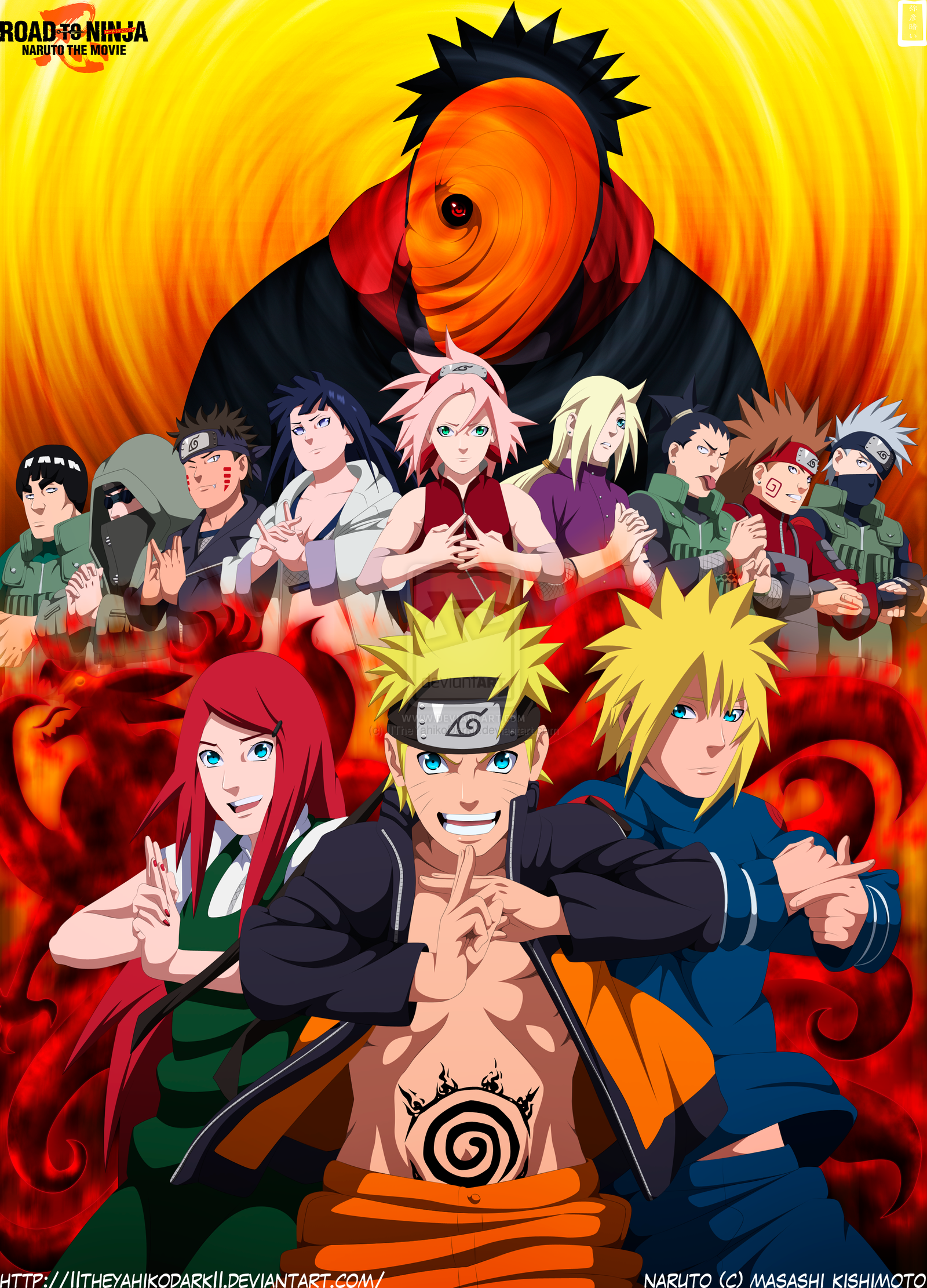 Watch Naruto Shippuden Movie 6: Road To Ninja (SUB ENG ...