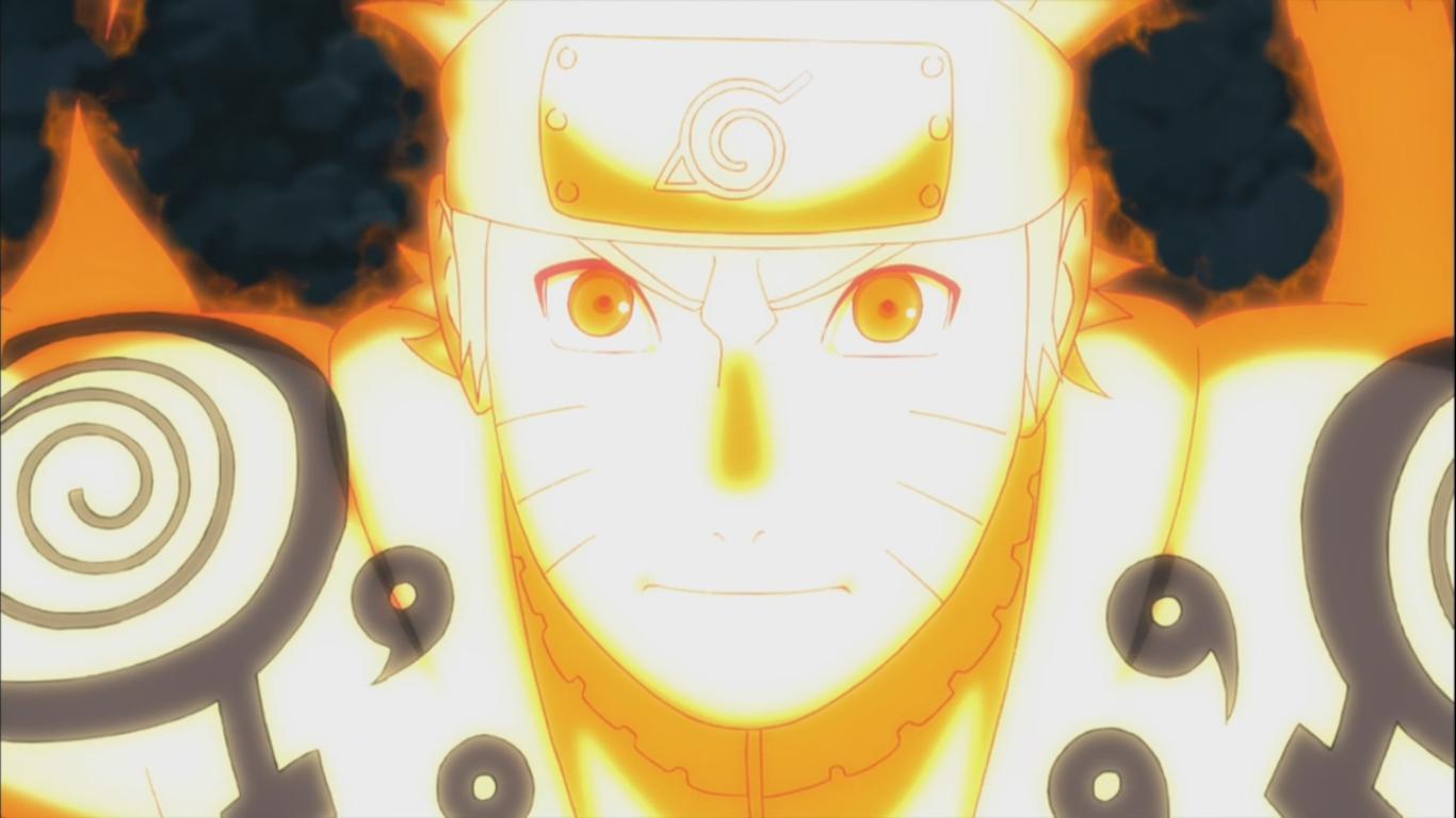 Naruto Kurama Mode Naruto s Will to Destroy