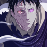 Obito obtains Mangekyou Sharingan – Obito's Hell – Naruto