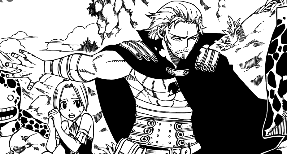 The Village's Hero, Gildarts Clive – Fairy Tail 299 | Daily Anime ...