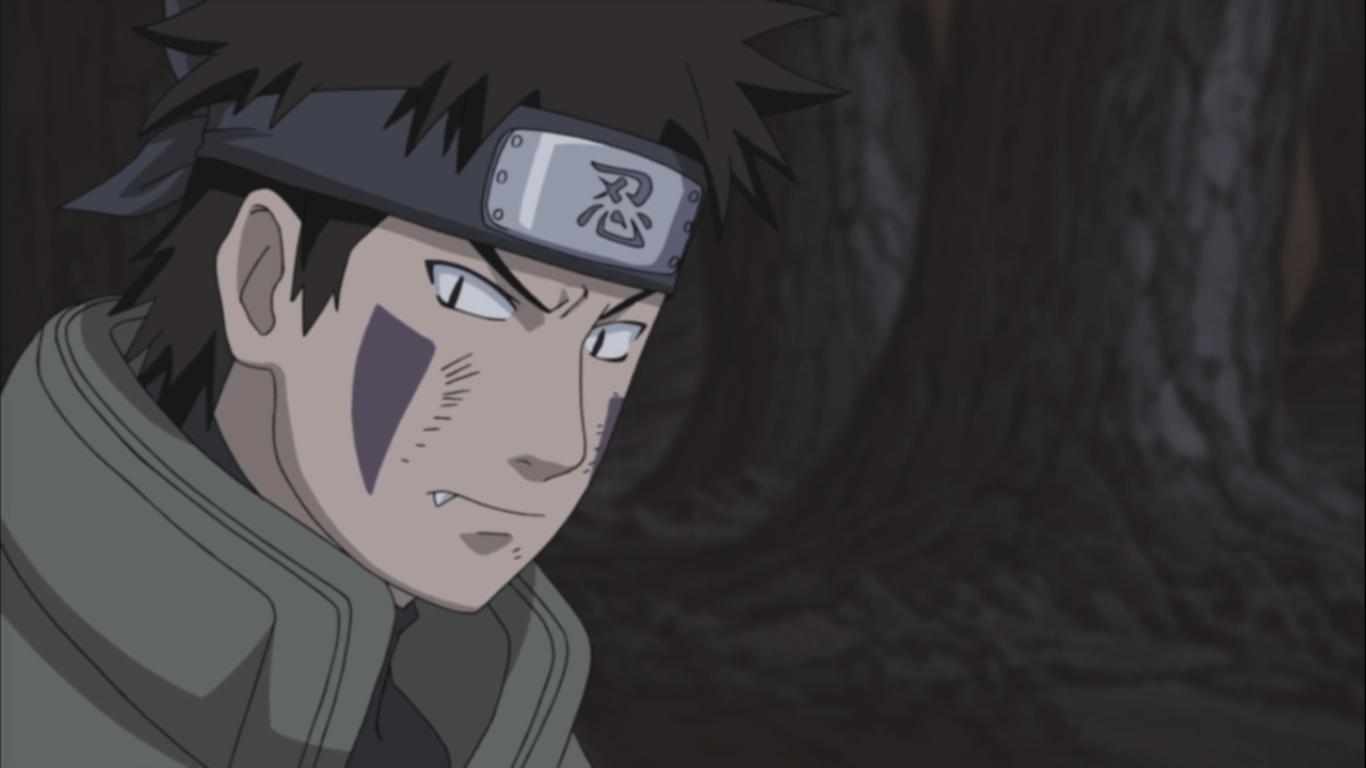 Naruto hentai manga shino hinata kiba