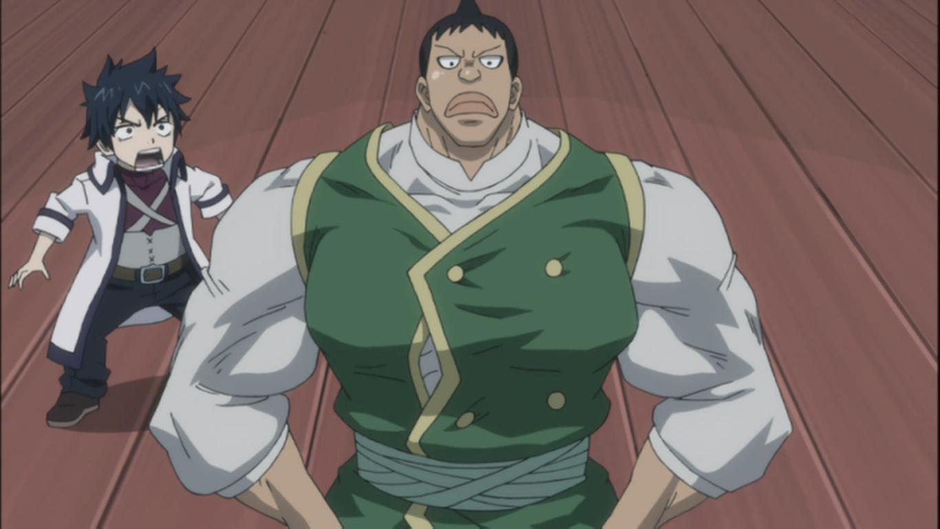 Byro Cracy   Daily Anime Art