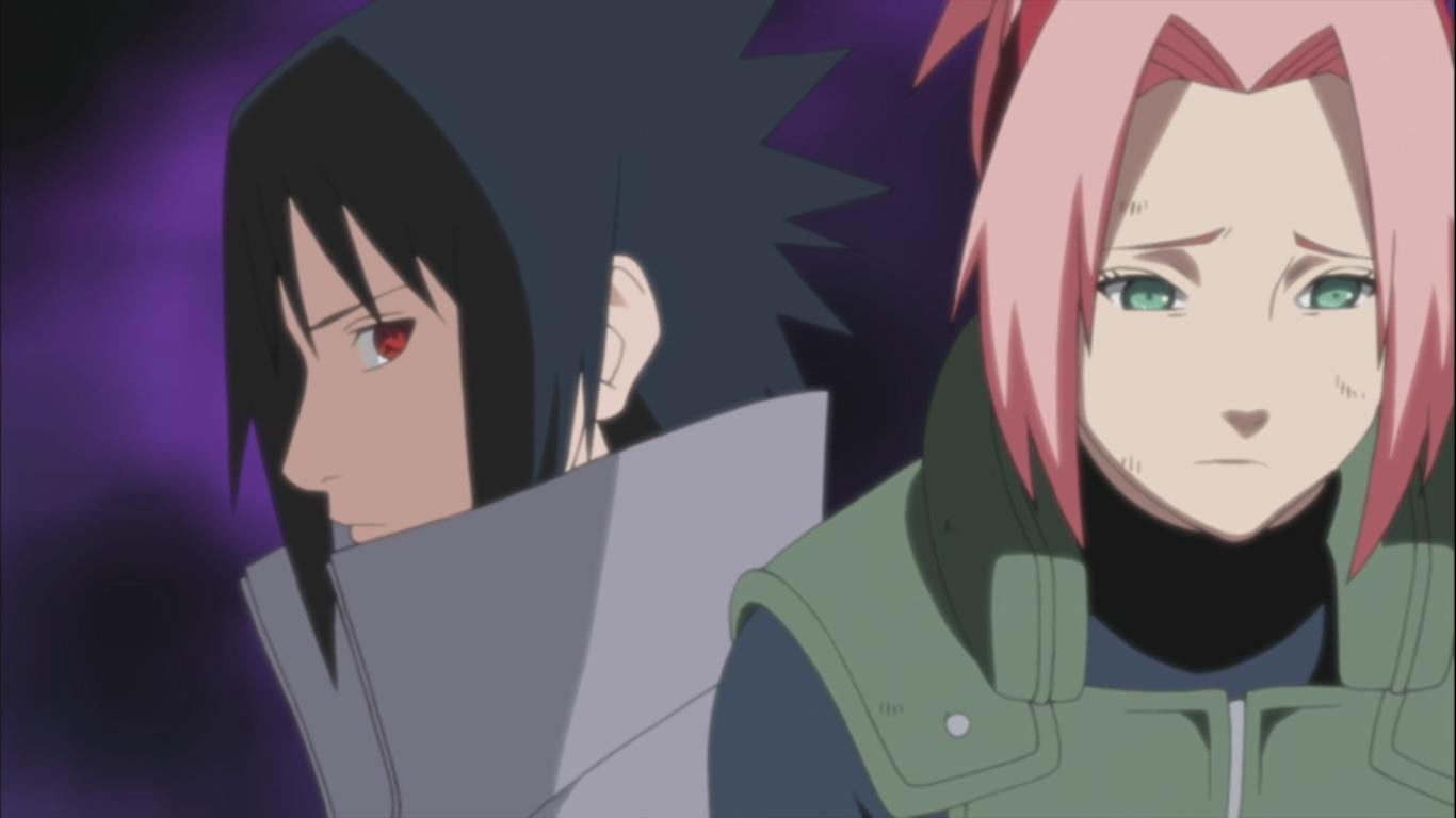 Sakura Shippuden War Naruto Shippuden 278 explains