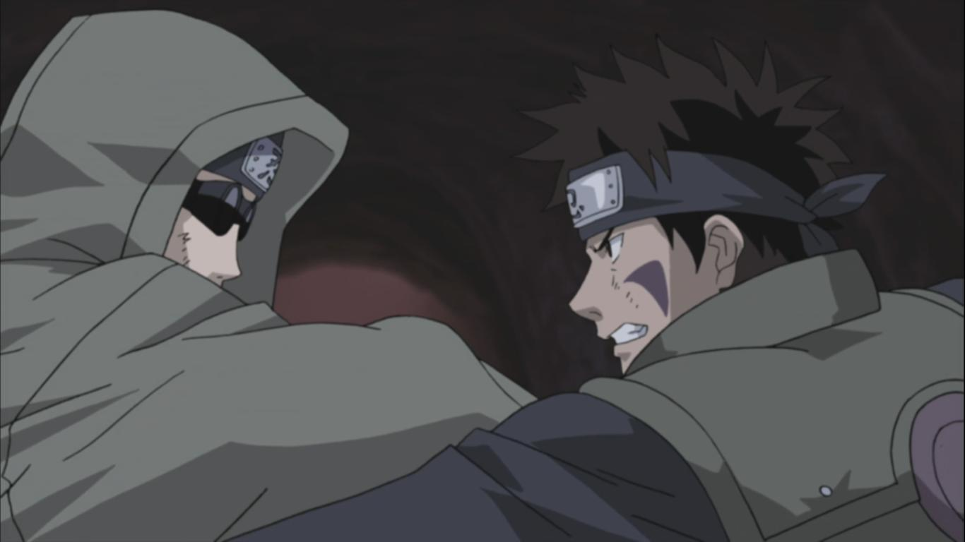 The Real Team of Hinata, Kiba & Shino – Naruto Shippuden ...