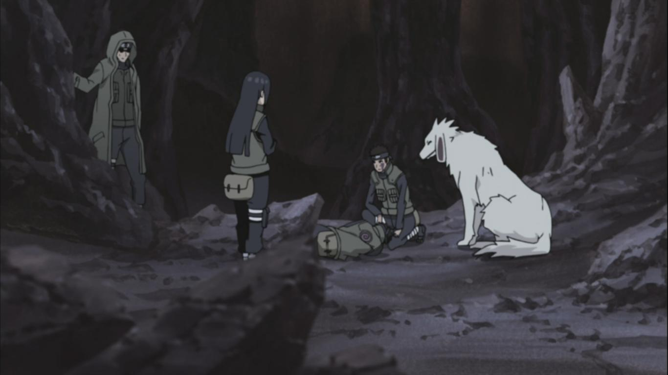 Team Kurenai Try To Work Out Who The Fake Is
