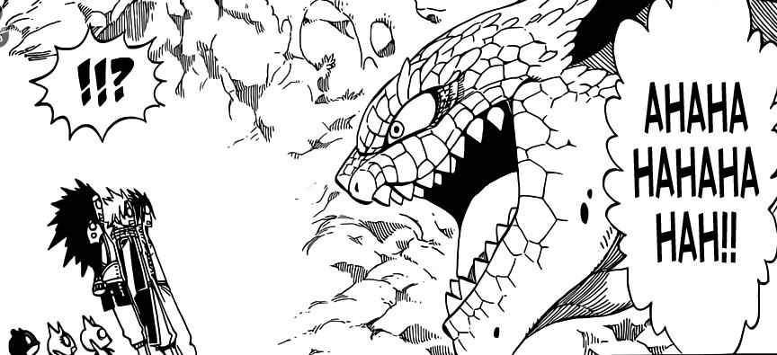 The Dragon King Acnologia Fairy Tail 301 Daily Anime Art