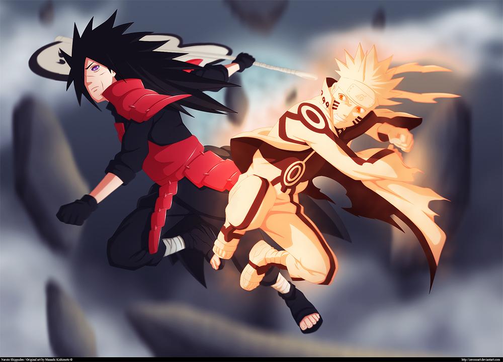 naruto and sasuke vs madara ending relationship
