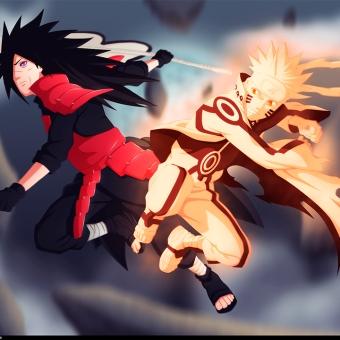 Naruto vs Ichigo – Bijuu Mode vs Final Getsuga Tenshou