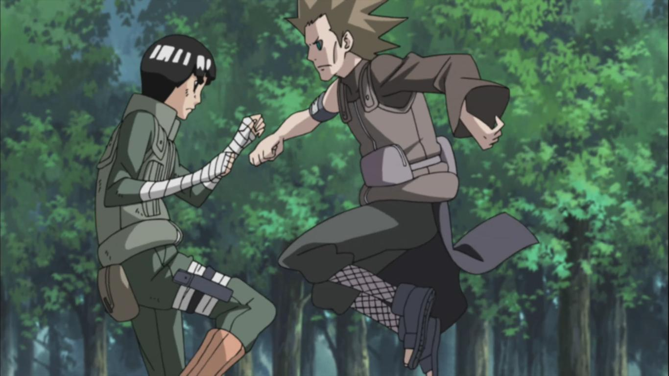 Cool Wallpaper Naruto Rock Lee - lee-fights-without-anger  Pictures_621641.jpg