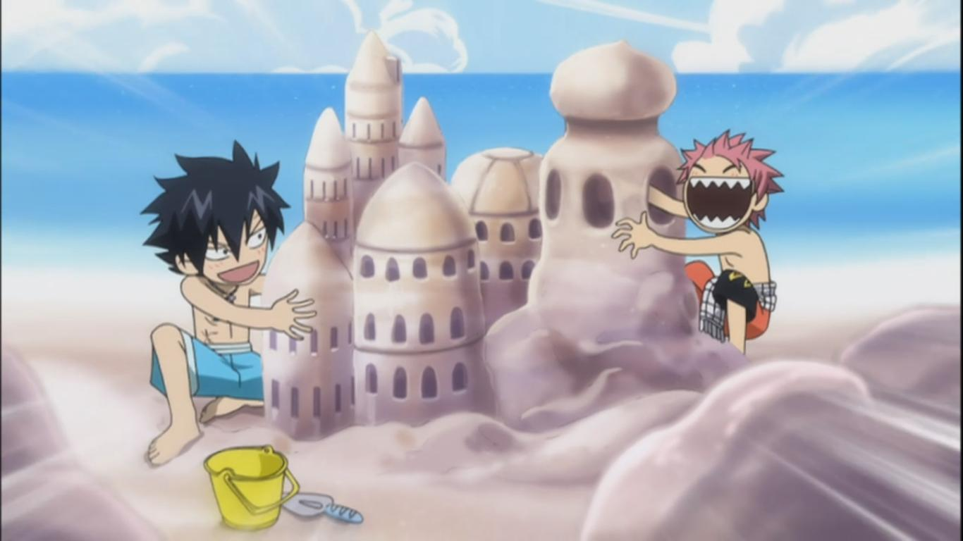 Training For The Grand Magic Tournament Fairy Tail 153 Daily