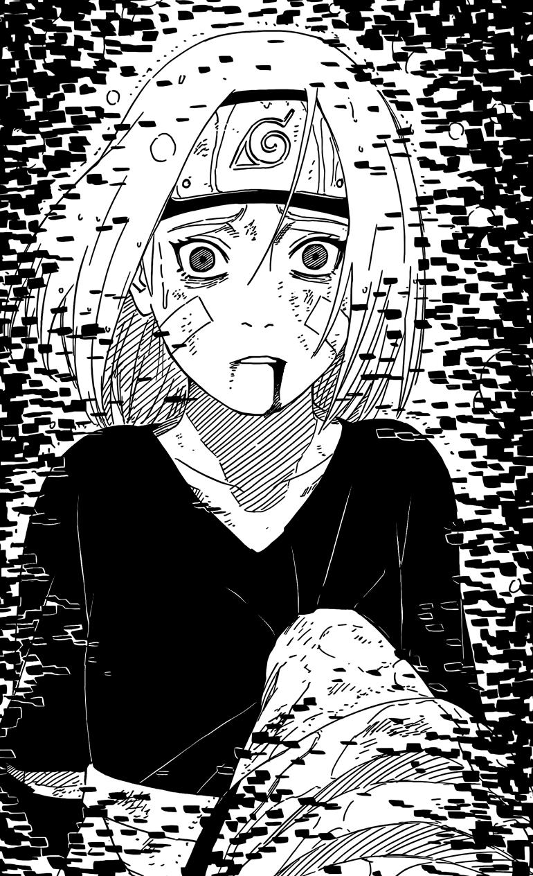 Kakashi Kills Rin!! – Naruto 604 | Daily Anime Art