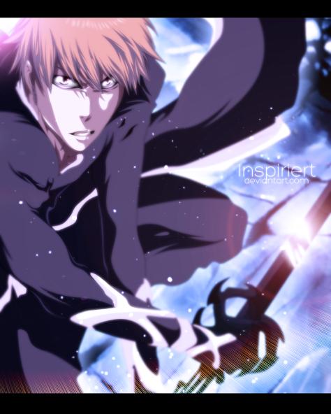Lost Substitute Shinigam Arc Ends: Ichigo Kurosaki Fullbring Form