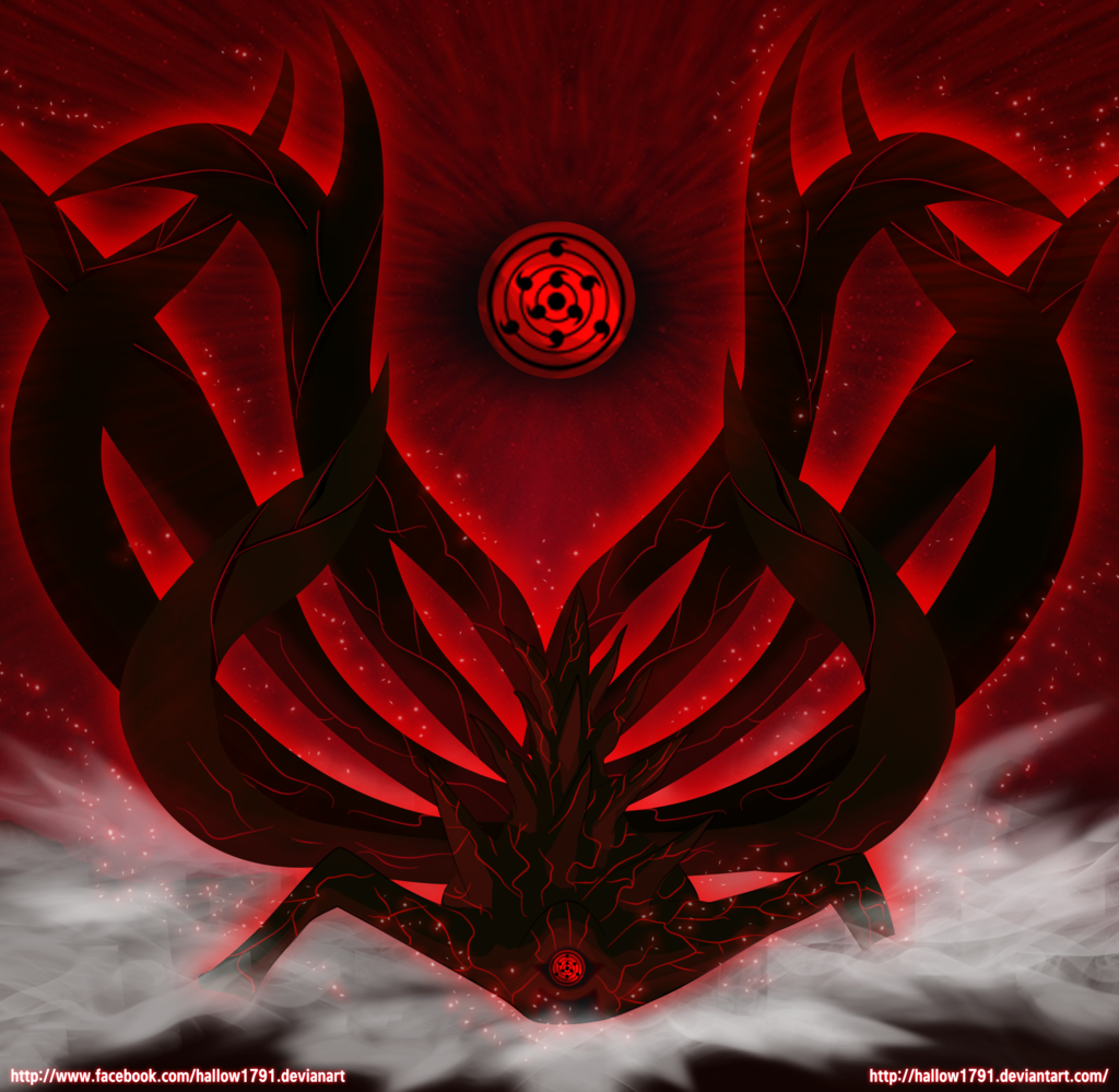 The 10 Tailed Beast! – Naruto 609 | Daily Anime Art