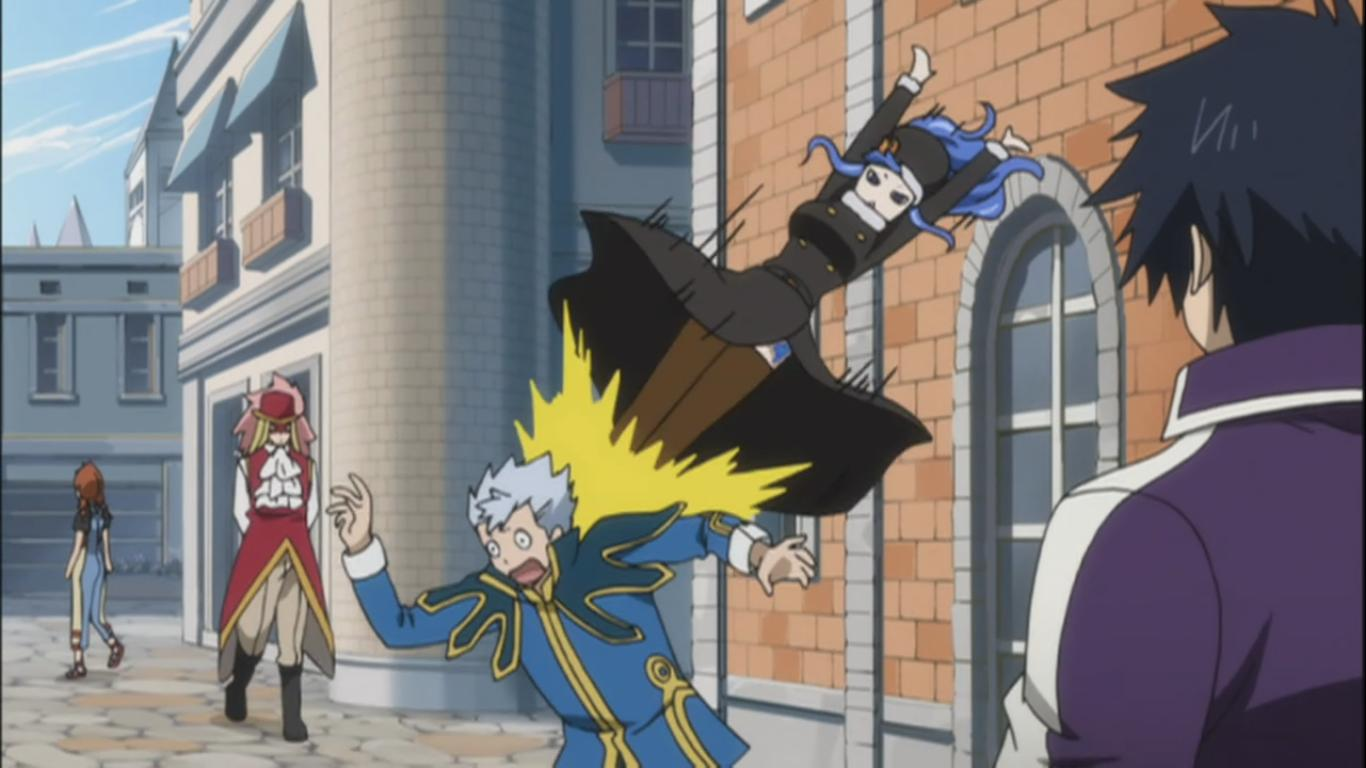 Gray S Miserable Defeat Challenge Hidden Fairy Tail
