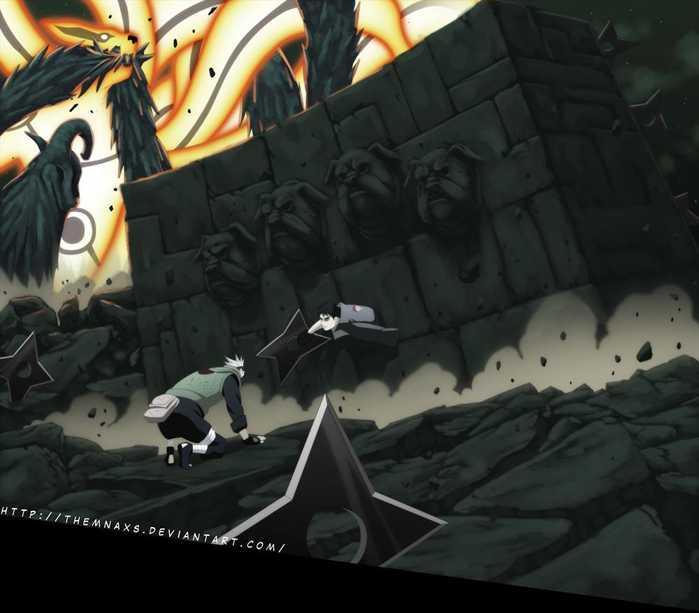 [Treinando] Ethan S. Naruto_608___kakashi__s_resolve__by_themnaxs-d5km8uh