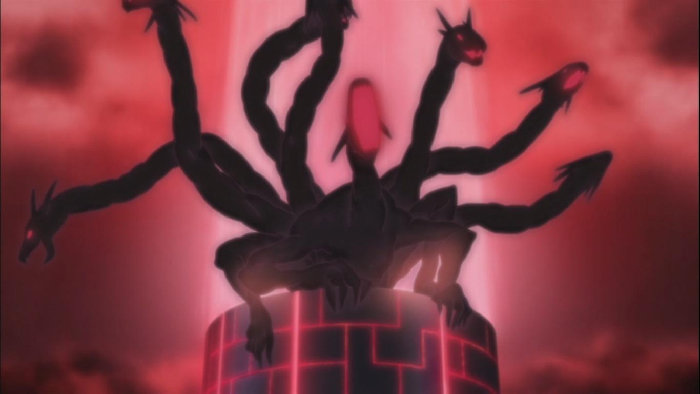 Ama No Hoko Rises – 7 Tails Rampage – Naruto Shippuden 294 | Daily ...