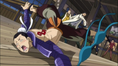 Bacchus in Fairy Tail
