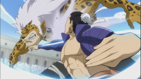 Bacchus's Palm Shots Elfman