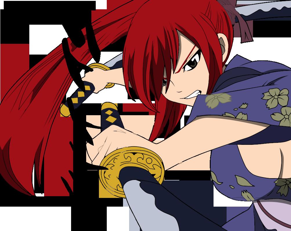Erza vs kagura vs minerva fairy tail 311 daily anime art - Image fairy tail erza ...