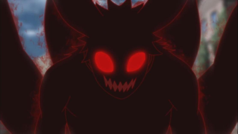 The Four Tail Kurama is born