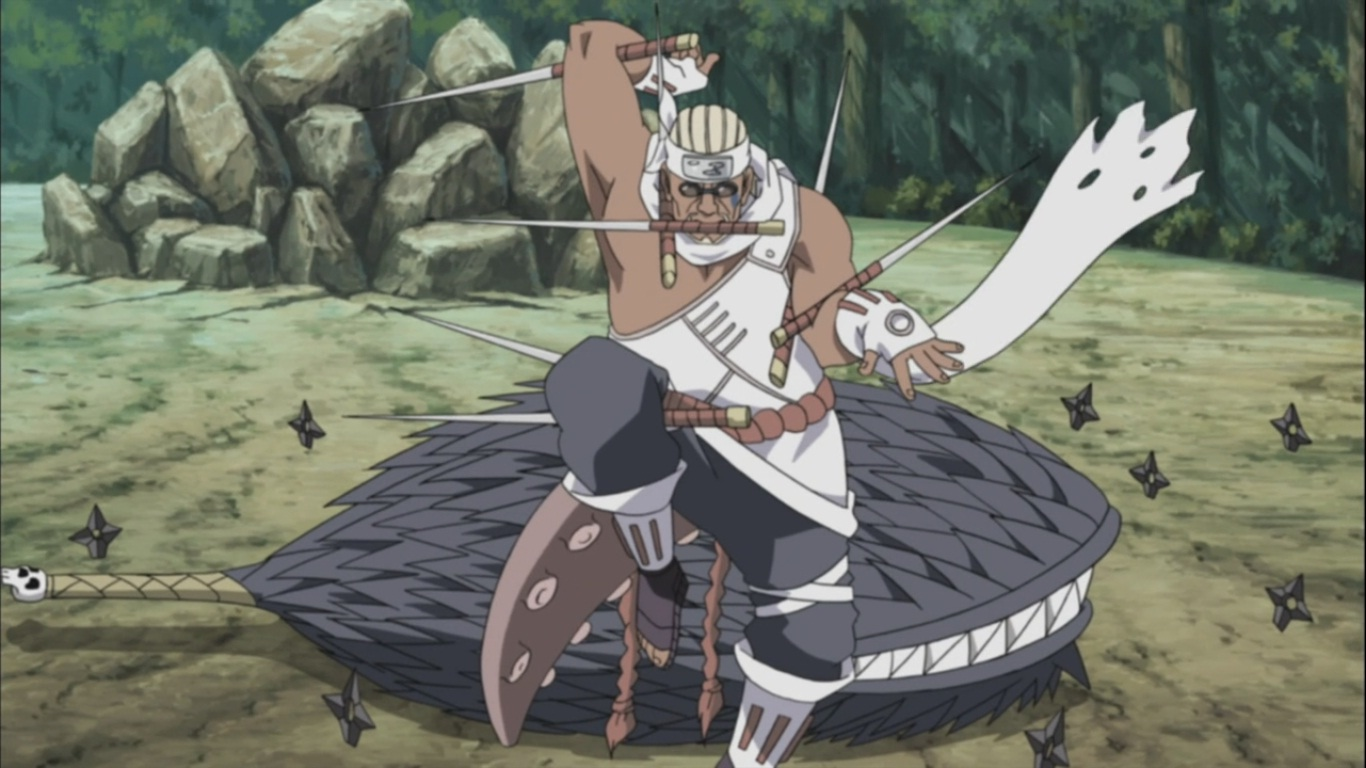 Killer bee vs naruto - photo#25