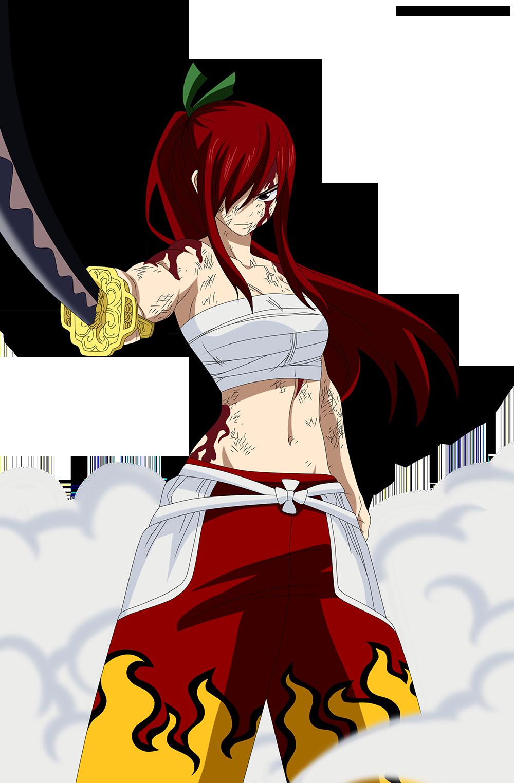 Erza Defeats Kagura Minerva Stabs Kagura Fairy Tail 315 Daily