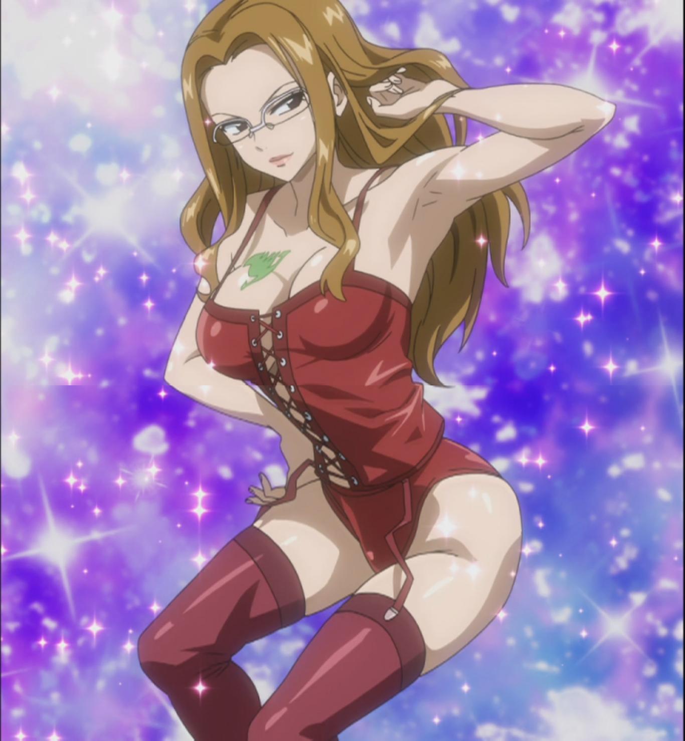 Mirajane Vs Jenny  Yukino Vs Kagura  Fairy Tail 163 -3200