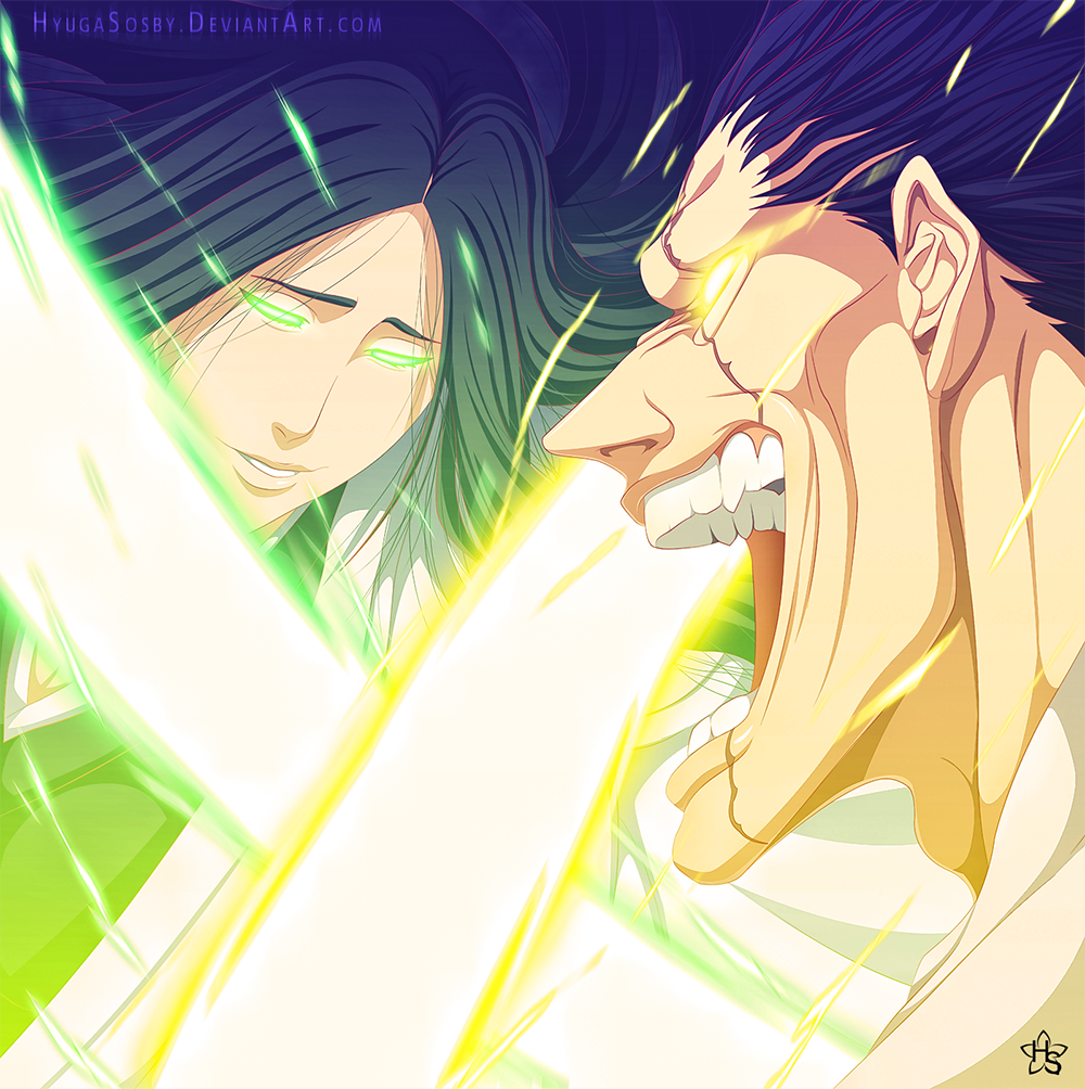 Ichigo Faces Asauchi