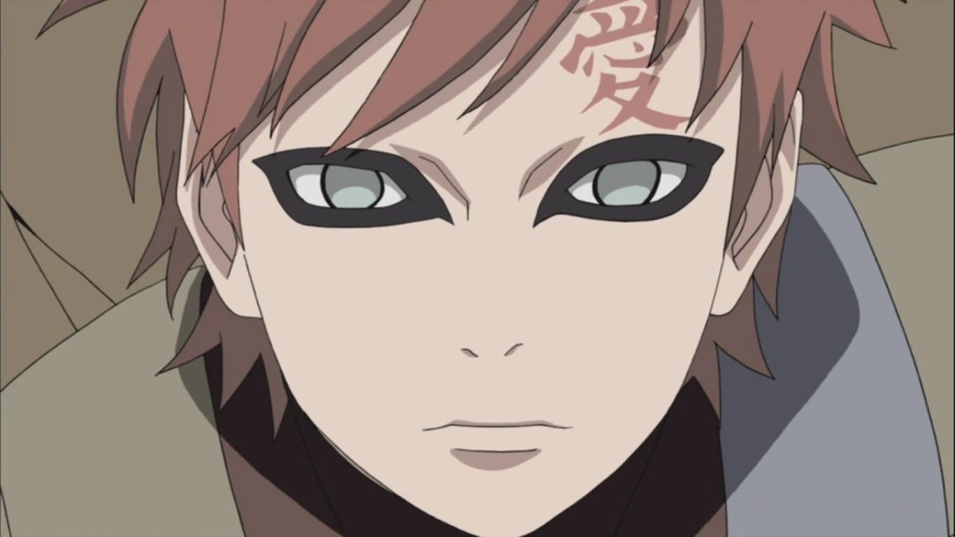 gaara shippuden - photo #7