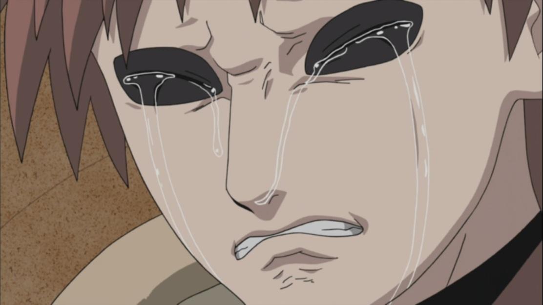 Gaara Cries Karura Loves Gaara