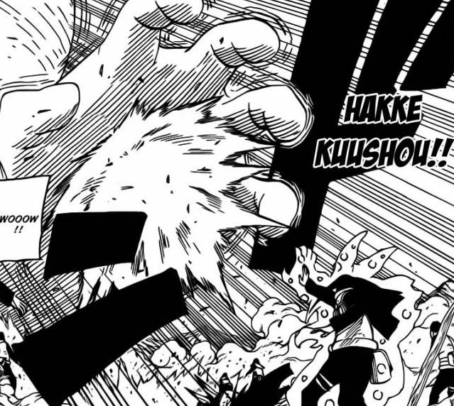 Hinata's Hakke Kuushou