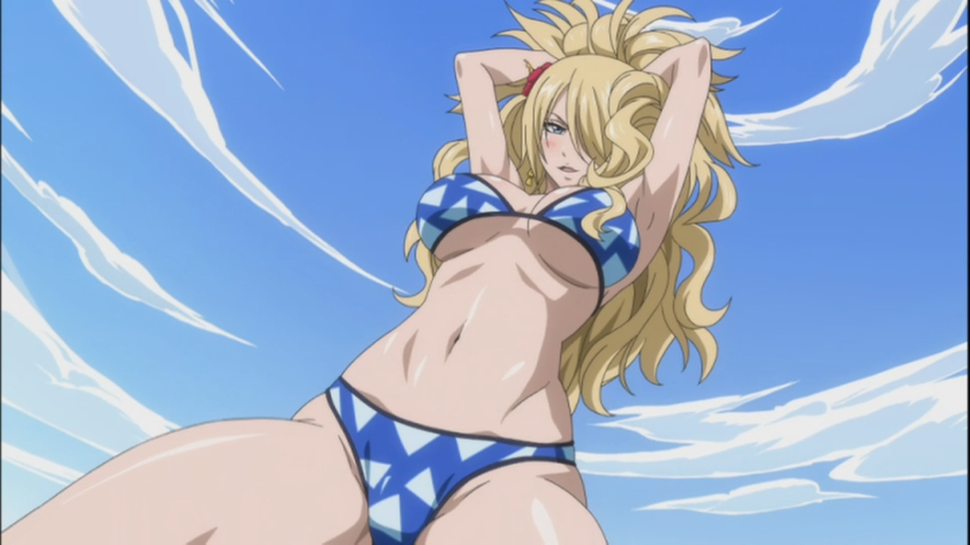 Fairy Tail Fans Outraged at Naked Submission to Censorship.