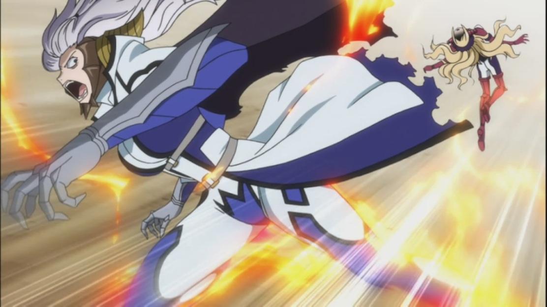 Mirajane vs Jenny – Yukino vs Kagura – Fairy Tail 163 ...