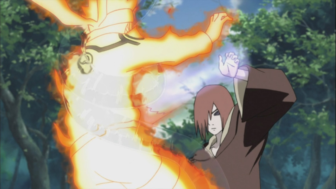 Ningendo Nagato on Naruto