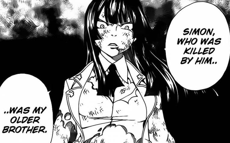 Erza vs Kagura - Fairy Tail 314 | Daily Anime Art