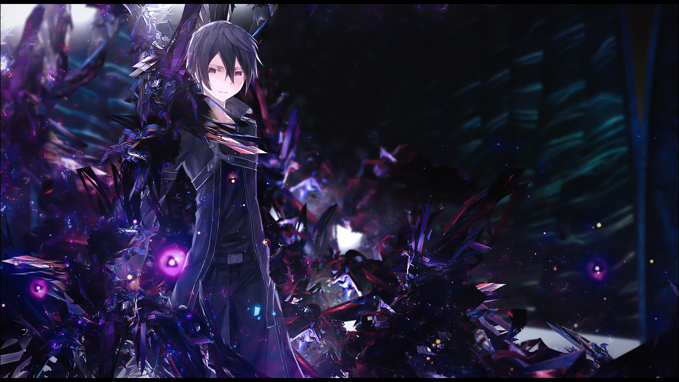 10 unique sword art online wallpapers daily anime art - Sword art online alicization wallpaper ...