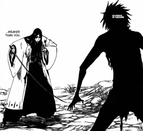 Unohana was weaker then Zaraki