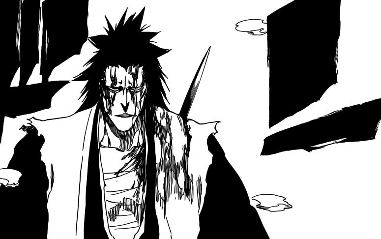Zaraki vs Unohana | Daily Anime Art