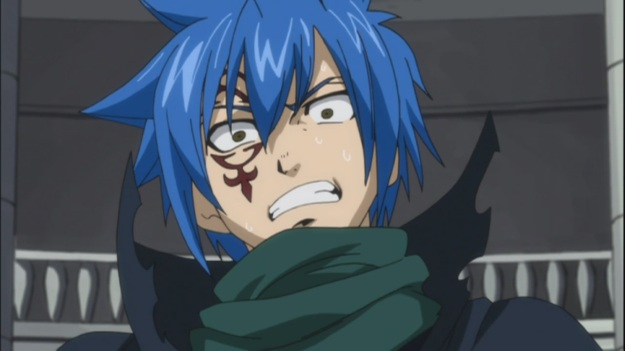 Jellal's Mask comes off
