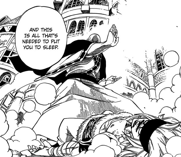 Jura puts Orga to sleep