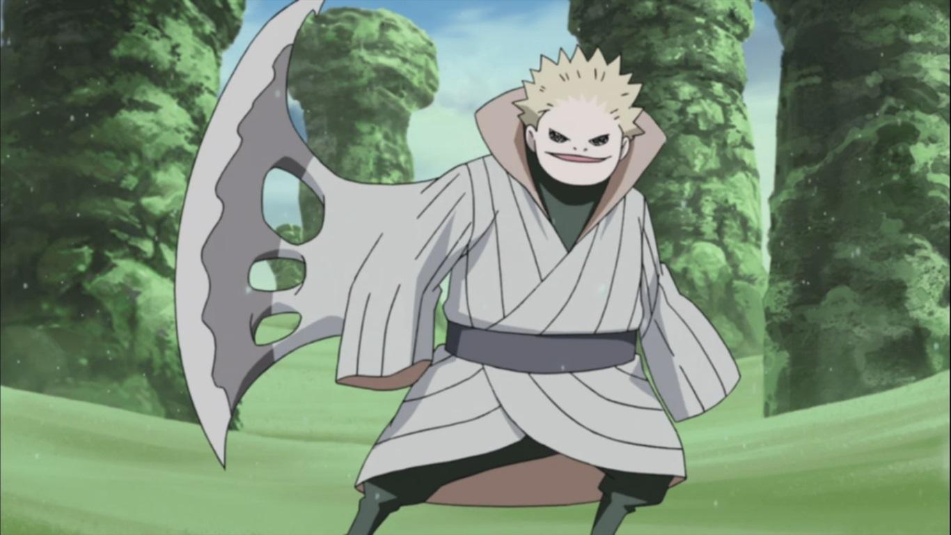 Gaara the Golden Child – Mu's Splitting Technique – Naruto ... Gaara Cosplay