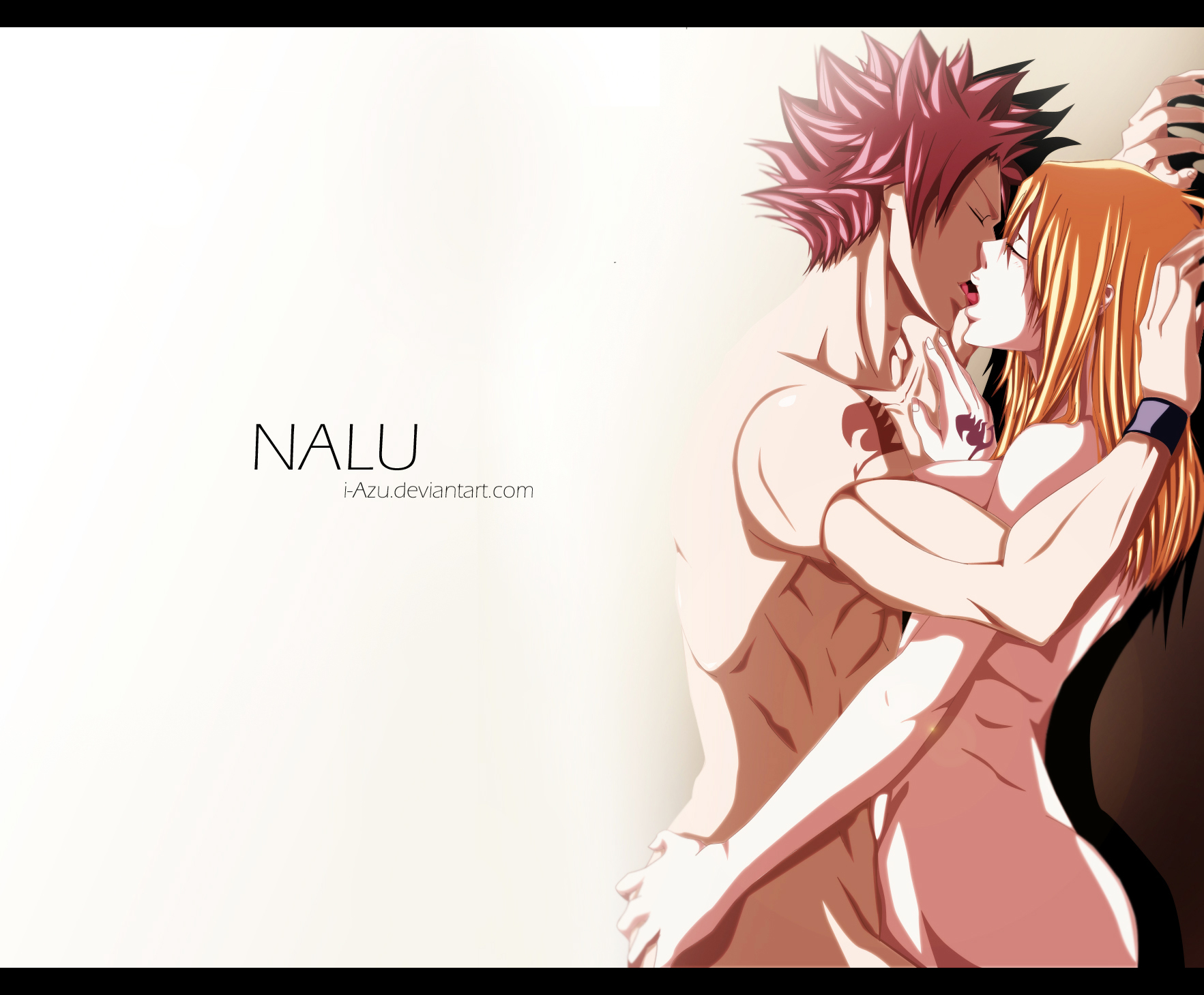 Fairy Tail Lucy Sex within sexual contact – natsu and lucy | daily anime art