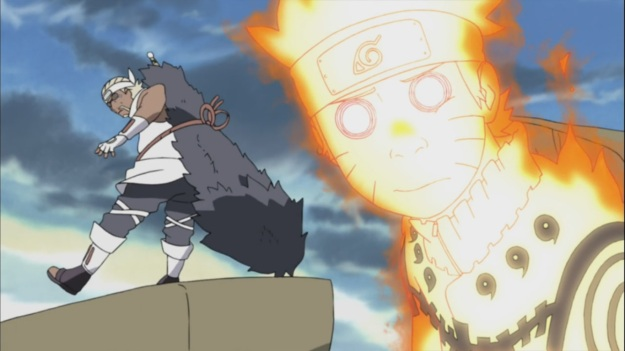 Naruto's stupid moment